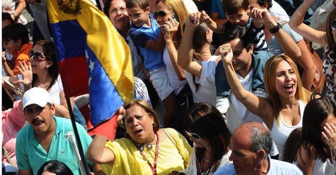 Venezuela atenta a resultados de las presidenciales