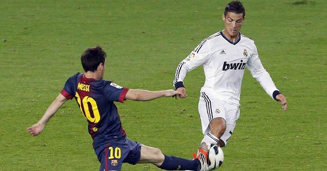 Messi y Cristiano Ronaldo vuelven a competir