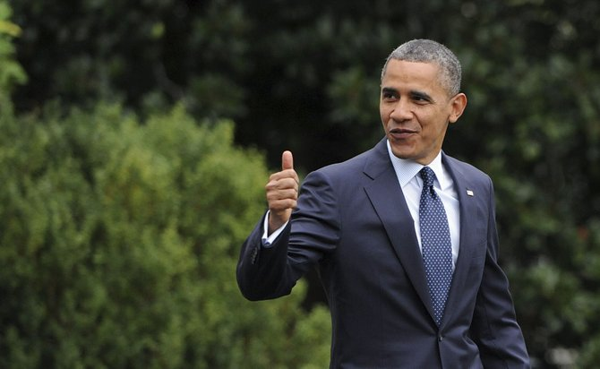 Hispanos respaldan a Obama en Virginia