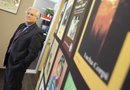 NIcolás Kanello, Director de Arte Público Press, organizador de la conferencia bienal.