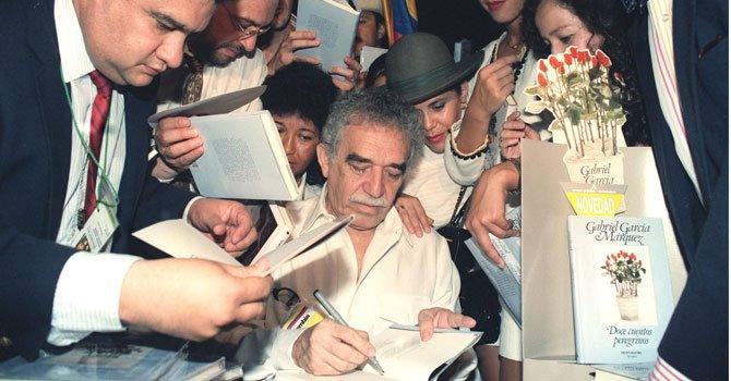 Obra de García Márquez en NY