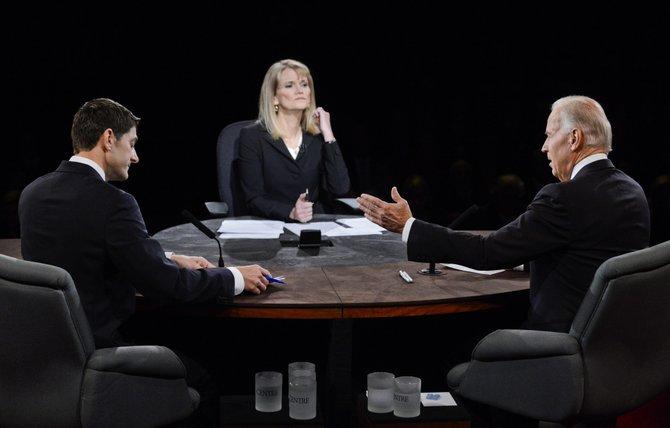 Biden-Ryan, otro debate para la polémica