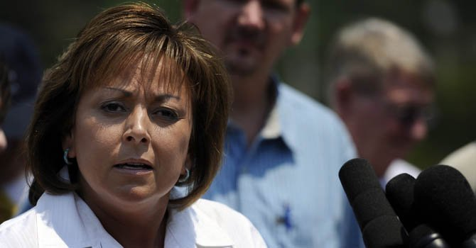 La gobernadora Susana Martínez critica a Obama