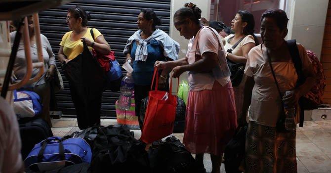 Madres hondureñas buscan a sus hijos desaparecidos