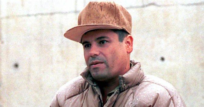 """México: """"El Chapo"""" es el más buscado por el Gobierno"""