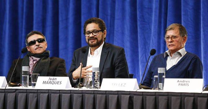 Avances de diálogo entre gobierno y las FARC