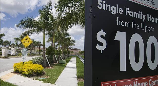 El precio medio de las casas ha subido un 11,3 % en un año y llegó en septiembre a 183.900 dólares, lo que representa el mayor incremento de mes a mes desde noviembre de 2005.