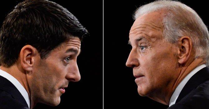 Ryan y Biden intensifican sus campañas