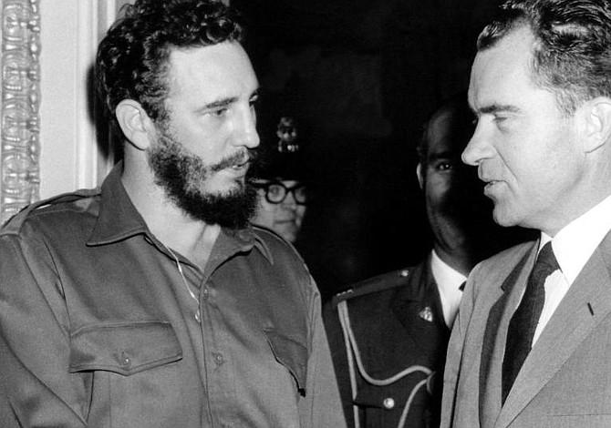 Fidel Castro y la relación con Estados Unidos