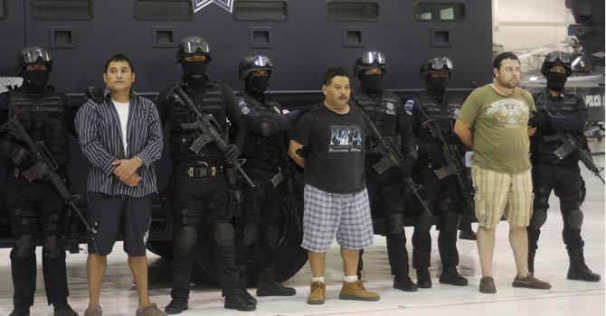 Arrestan a 3 por la muerte de hijo de ex presidente