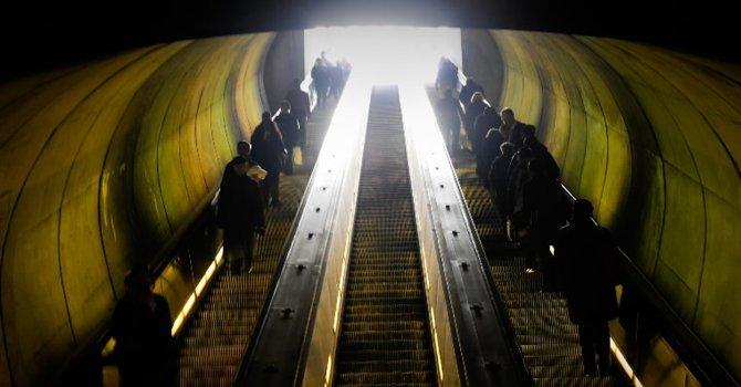 Estación de metro Dupont Circle renovada