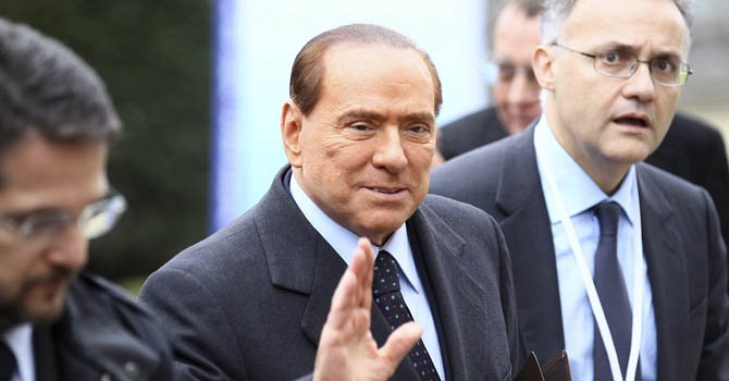 Berlusconi a prisión por evasión de impuestos