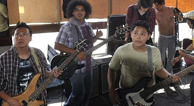 """Del programa mexicano """"De la calle a bellas artes"""" participan 130 jóvenes."""