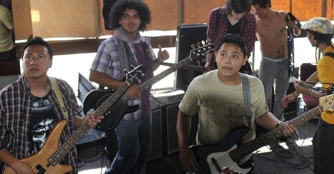 Jóvenes mexicanos en riesgo se redimen cantando