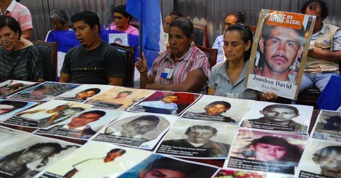 Caravana de madres pide justicia en México
