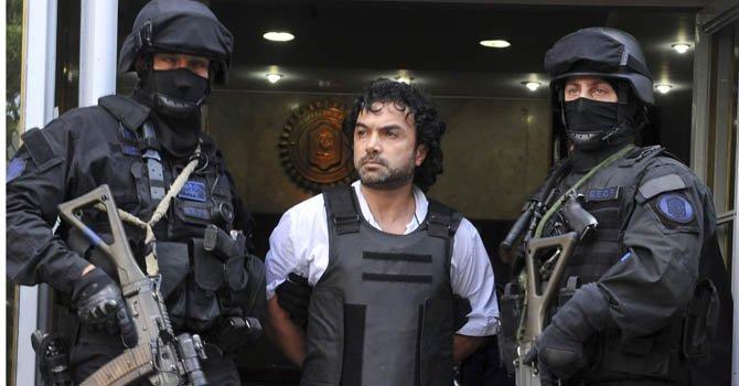 Capturan a mayor proveedor de drogas de los Zetas