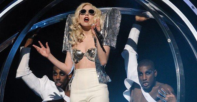 "Lady Gaga en ""Machete Kills"" de Robert Rodríguez"