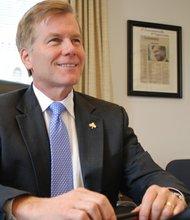 El gobernador de Virginia, Bob McDonnell, es clave para impulsar el voto republicano en su estado.