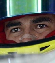"""El piloto mexicano Sergio """"Checo"""" Pérez fue cuestionado por su desempeño en la escudería Sauber."""