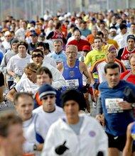Se espera que más de 40 mil corredores participen el domingo 4 en el Maratón de Nueva York.