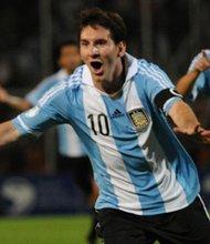 El delantero Lionel Messi sueña con ganar con Argentina el Mundial de Brasil 2014.