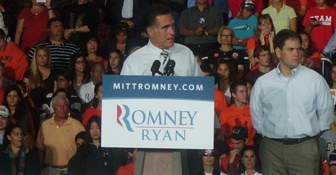 Romney quiere más comercio en español