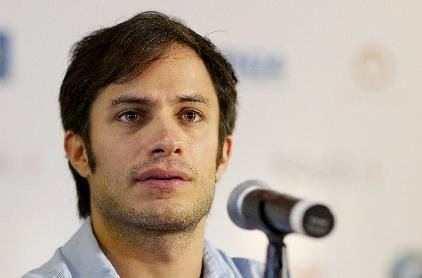 El actor y productor Gael Garcia Bernal