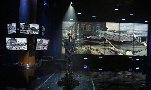 Concierto lleva esperanza a víctimas de Sandy