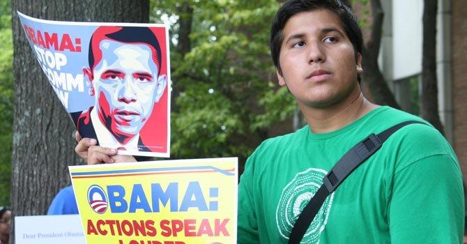 En todo el país, hay 24 millones de hispanos habilitados para votar en las presidenciales.