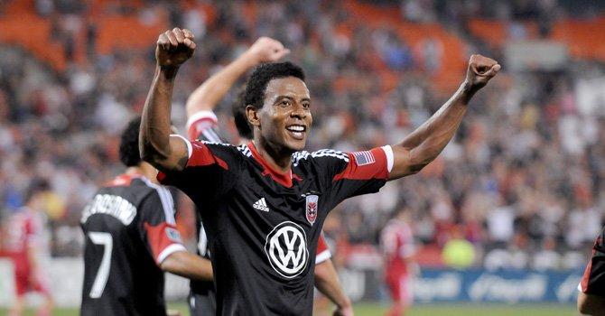 El delantero colombiano del D.C. United, Lionard Pajoy, pudiera regresar como abridor el mieercoles 7 ante los Red Bulls de Nueva York.