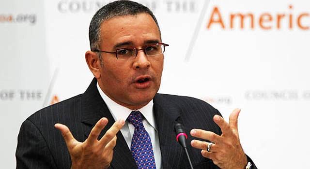 El presidente salvadoreño Mauricio Funes.