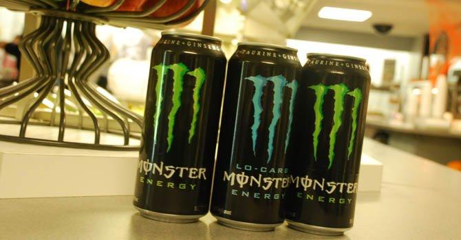 Sube el número de enfermos por bebidas energéticas