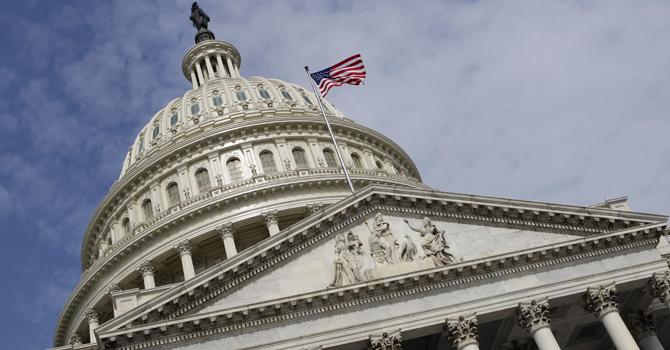 WASHINGTON. Foto de archivo que muestra el Capitolio de Estados Unidos