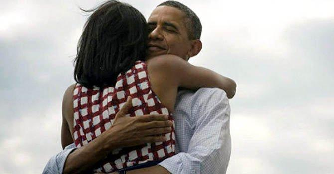 El presidente Barack Obama fue reelegido el miércoles 6 de noviembre por otros cuatro años gracias al apoyo del electorado hispano, que, según las encuestas, le entregó su confianza.