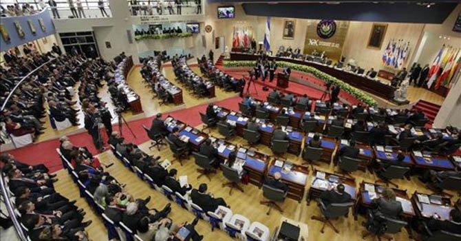 La Asamblea Legislativa de El Salvador aprobó el voto en el exterior el jueves 24 de enero con 82 votos a favor y dos en contra.