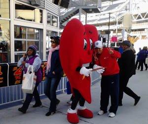 La Caminata para el Corazón unió a miles para una buena causa.