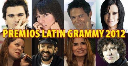 Se acerca la gran noche de los premios Latin Grammy