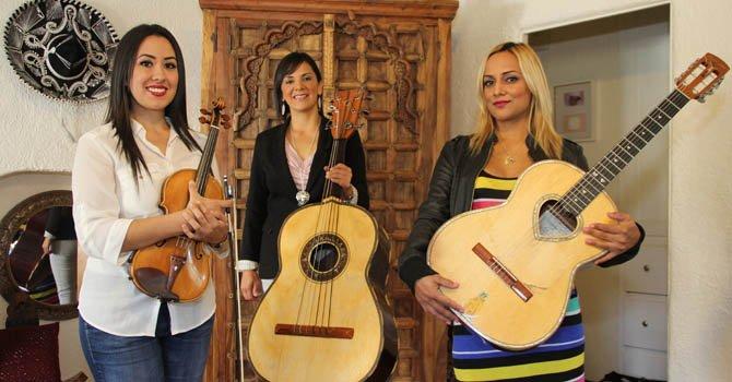 Trío Ellas nominado a los Latin Grammy