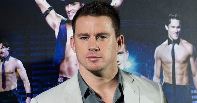Channing Tatum el hombre más sexy