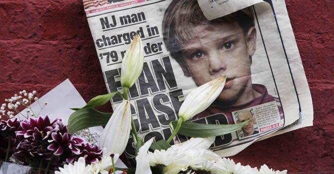 Acusan a presunto asesino de Etan Patz