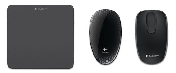 3 productos de Logitech para Windows 8