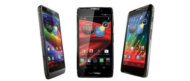 Nuevos telefonos de Verizon