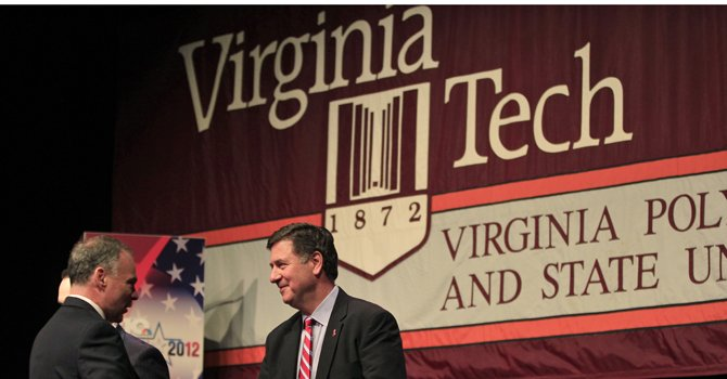 Virginia Tech fue sede de los debates de campaña electoral. Y es el centro que cuenta con el mayor número de estudiantes internacionales.