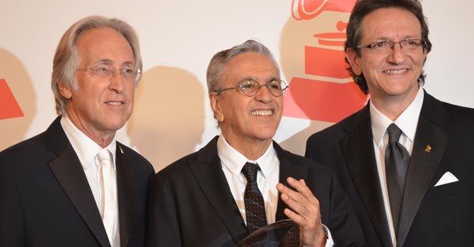 Caetano Veloso, Persona del Año en los Latin Grammy