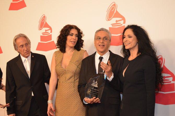Caetano Veloso y Sonia Braga