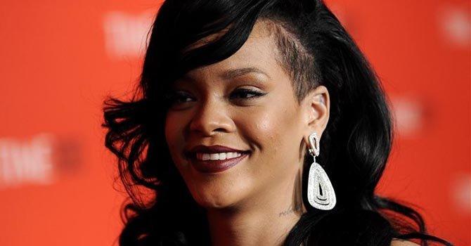 La cantante Rihanna inició una maratónica y veloz gira en Ciudad de México, el 14 de noviembre.