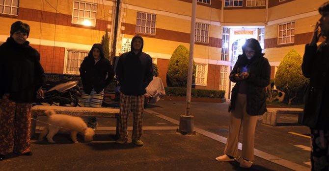 El terremoto ocurrió en Ciudad Altamirano, en el estado de Guerrero.
