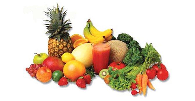 frutas y verduras principal fuente de vitamina c