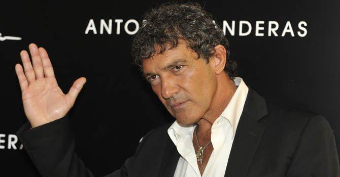 El actor español Antonio Banderas estará en la edición del Festival de Cine de Acapulco de este año.