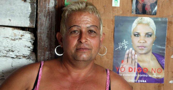 El transexual cubano José Agustín Hernández González (Adela) fue elegido delegado (concejal) en las elecciones para las Asambleas Municipales del Poder Popular de 2012.